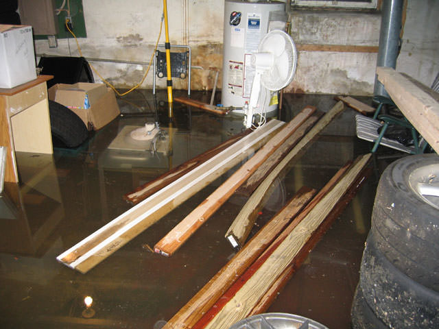 Flooded Basement Repair In Philadelphia U0026 Nearby ...